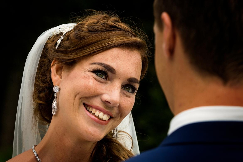 Bruidsfotografie Landgoed Rhederoord