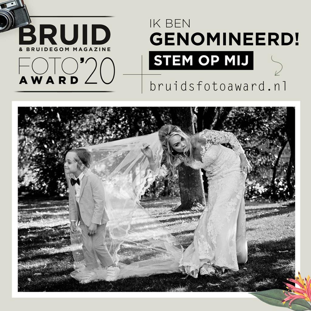 Bruidsfoto Award 2020